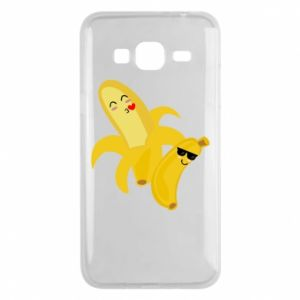 Samsung J3 2016 Case Bananas
