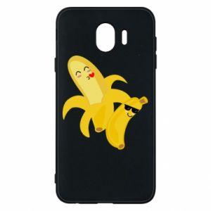 Samsung J4 Case Bananas