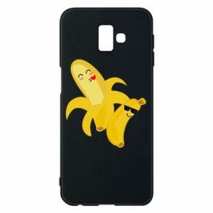 Samsung J6 Plus 2018 Case Bananas