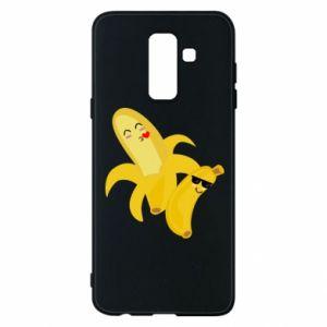 Samsung A6+ 2018 Case Bananas