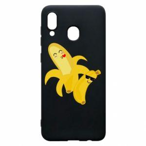 Etui na Samsung A30 Banany - PrintSalon