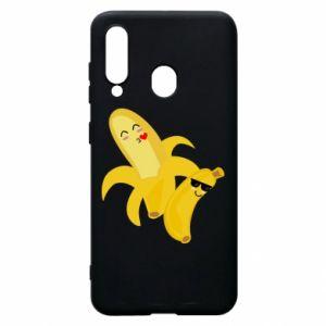Samsung A60 Case Bananas