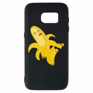 Etui na Samsung S7 Banany - PrintSalon
