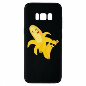 Samsung S8 Case Bananas