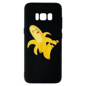 Etui na Samsung S8 Banany - PrintSalon