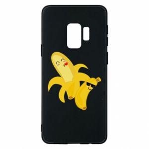 Samsung S9 Case Bananas