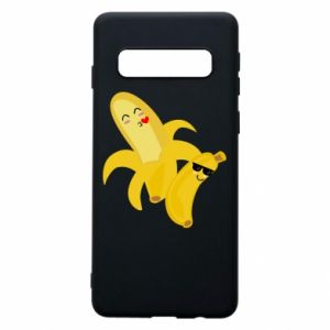 Etui na Samsung S10 Banany - PrintSalon