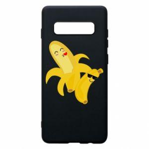 Samsung S10+ Case Bananas