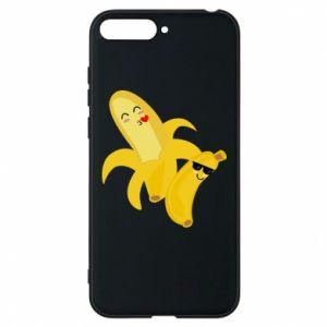 Huawei Y6 2018 Case Bananas