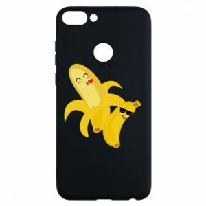Etui na Huawei P Smart Banany - PrintSalon