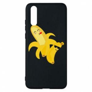 Etui na Huawei P20 Banany - PrintSalon