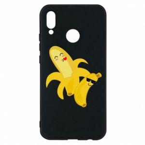 Etui na Huawei P20 Lite Banany - PrintSalon