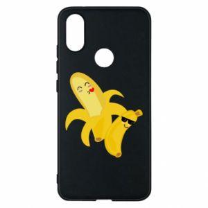 Etui na Xiaomi Mi A2 Banany - PrintSalon