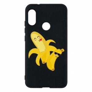 Mi A2 Lite Case Bananas