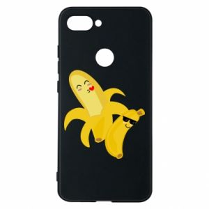 Xiaomi Mi8 Lite Case Bananas