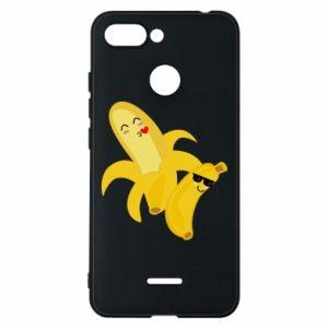 Etui na Xiaomi Redmi 6 Banany - PrintSalon