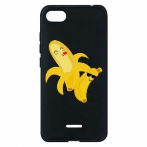 Etui na Xiaomi Redmi 6A Banany - PrintSalon
