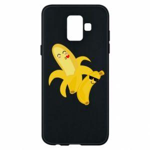 Samsung A6 2018 Case Bananas
