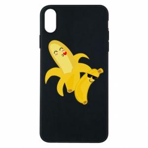 iPhone Xs Max Case Bananas