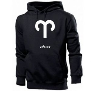 Men's hoodie Zodiac sign Aries
