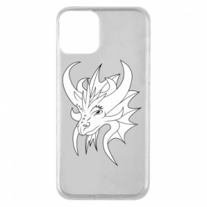 Phone case for iPhone 11 Very big dragon