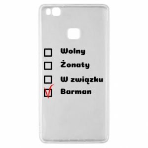 Etui na Huawei P9 Lite Barman