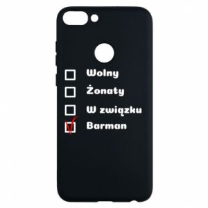Phone case for Huawei P Smart Barman - PrintSalon