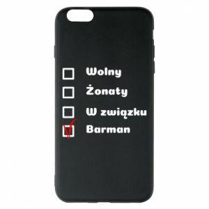 Etui na iPhone 6 Plus/6S Plus Barman