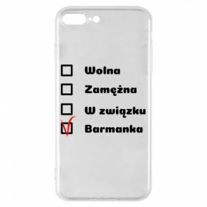 Etui na iPhone 8 Plus Barmanka