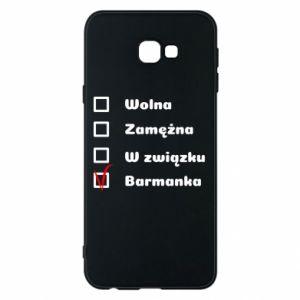 Etui na Samsung J4 Plus 2018 Barmanka