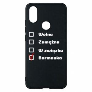 Phone case for Xiaomi Mi A2 Barmaid, for her - PrintSalon