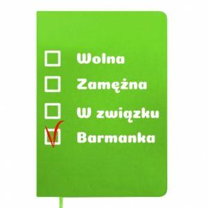 Notes Barmanka