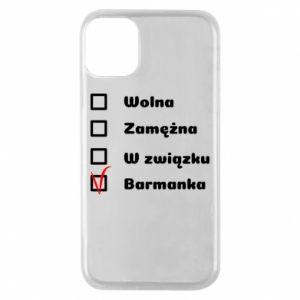 Etui na iPhone 11 Pro Barmanka