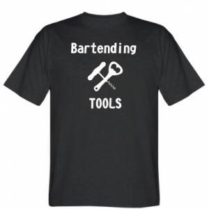 Koszulka męska Bartending tools