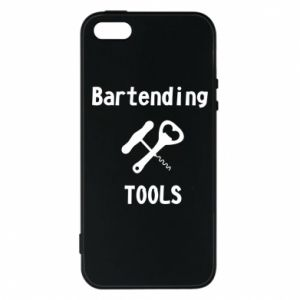 Etui na iPhone 5/5S/SE Bartending tools