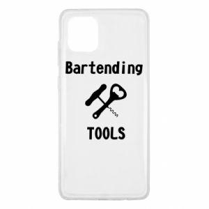 Etui na Samsung Note 10 Lite Bartending tools