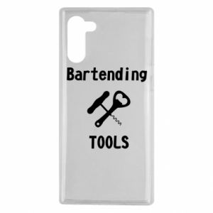 Samsung Note 10 Case Bartending tools
