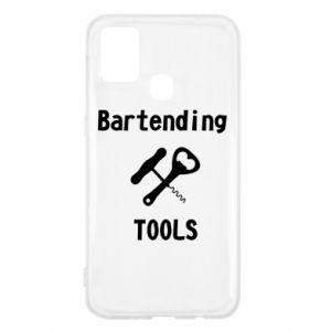 Etui na Samsung M31 Bartending tools