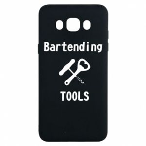Etui na Samsung J7 2016 Bartending tools