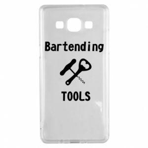 Etui na Samsung A5 2015 Bartending tools
