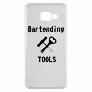 Etui na Samsung A3 2016 Bartending tools