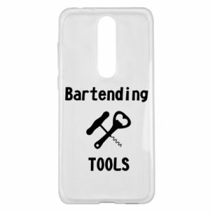Nokia 5.1 Plus Case Bartending tools