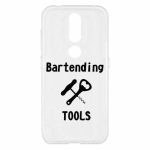 Etui na Nokia 4.2 Bartending tools