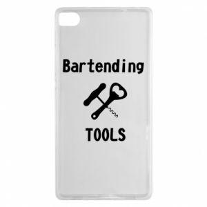 Etui na Huawei P8 Bartending tools