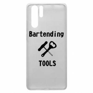 Etui na Huawei P30 Pro Bartending tools