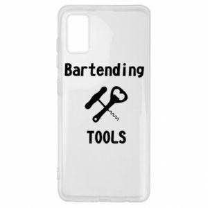 Etui na Samsung A41 Bartending tools