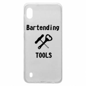 Etui na Samsung A10 Bartending tools