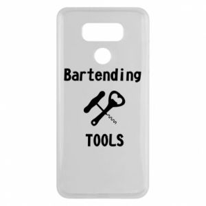Etui na LG G6 Bartending tools