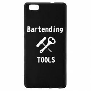Etui na Huawei P 8 Lite Bartending tools