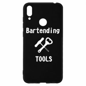 Etui na Huawei Y7 2019 Bartending tools